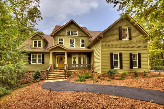 400 N Harris Creek Drive, Ellijay, GA 30540 (MLS #6113022) :: North Atlanta Home Team