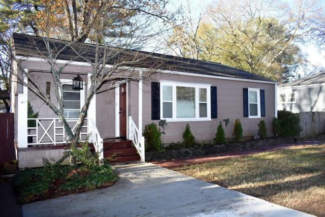 1068 Vista Trail NE, Atlanta, GA 30324 (MLS #6113199) :: The Zac Team @ RE/MAX Metro Atlanta