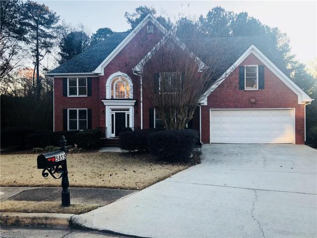 5855 Dovnick Drive SW, Lilburn, GA 30047 (MLS #6113215) :: North Atlanta Home Team