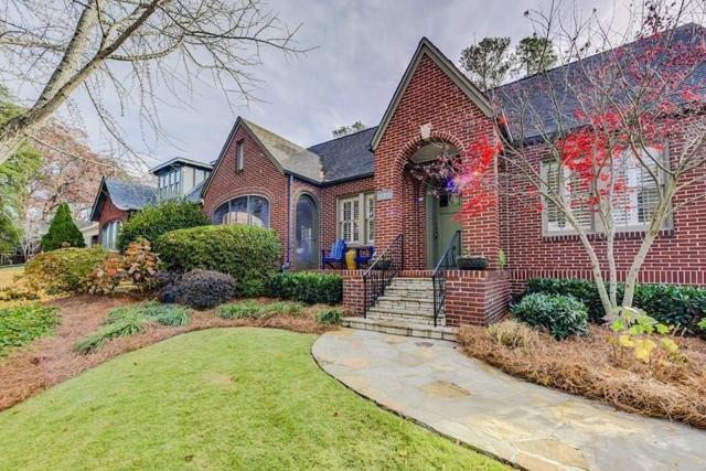 815 Yorkshire Road NE, Atlanta, GA 30306 (MLS #6113258) :: RE/MAX Prestige