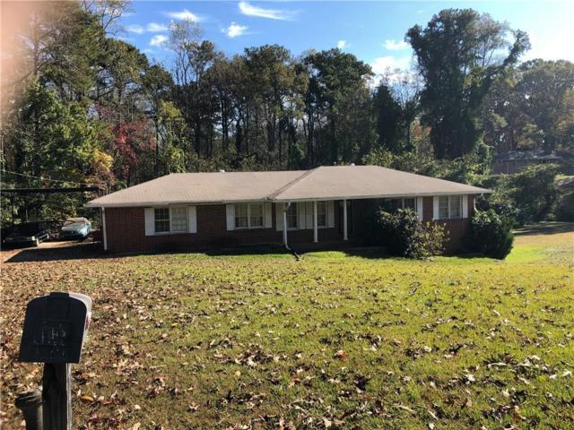 5407 Beaver Drive SW, Mableton, GA 30126 (MLS #6113521) :: North Atlanta Home Team