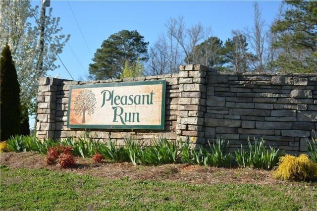 4 Pleasant Run Drive, Adairsville, GA 30103 (MLS #6113593) :: The Cowan Connection Team