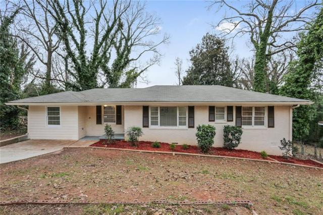 2769 Flagstone Drive SE, Atlanta, GA 30316 (MLS #6113627) :: The Zac Team @ RE/MAX Metro Atlanta
