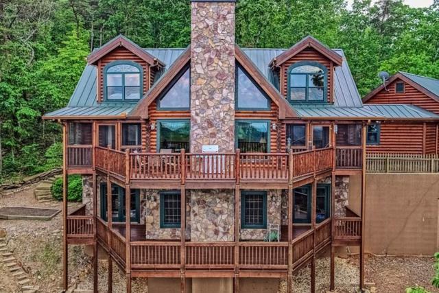 8 Owl Ridge Way, Jasper, GA 30143 (MLS #6113682) :: North Atlanta Home Team