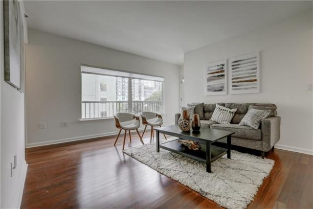 275 13th Street NE #411, Atlanta, GA 30309 (MLS #6113828) :: The Zac Team @ RE/MAX Metro Atlanta
