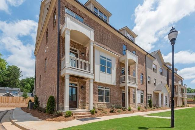 1292 Stone Castle Circle #24, Smyrna, GA 30080 (MLS #6114132) :: North Atlanta Home Team