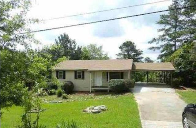 2864 Warren Road, Douglasville, GA 30135 (MLS #6114134) :: Kennesaw Life Real Estate