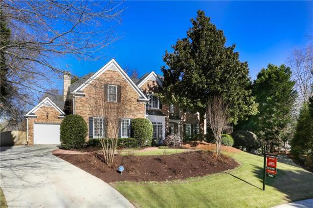 880 Haven Oaks Court SE, Atlanta, GA 30342 (MLS #6114194) :: North Atlanta Home Team