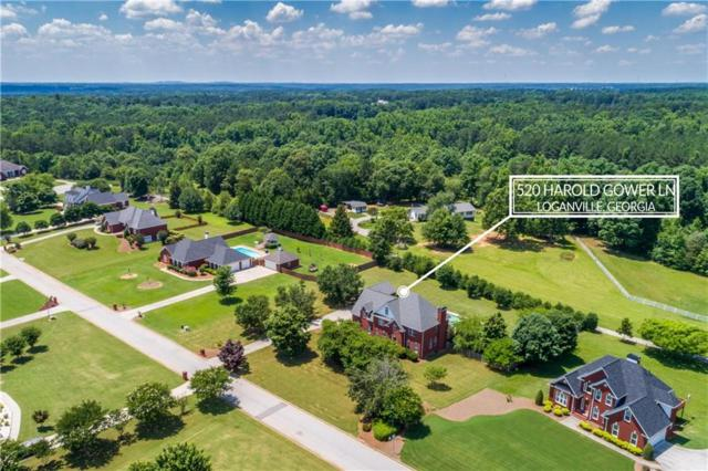 520 Harold Gower Lane, Loganville, GA 30052 (MLS #6114241) :: The Cowan Connection Team