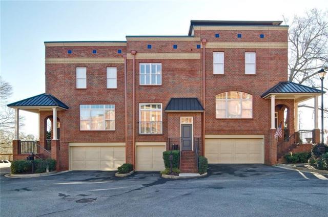 36 Emerson Hill Square #36, Marietta, GA 30060 (MLS #6114337) :: Rock River Realty