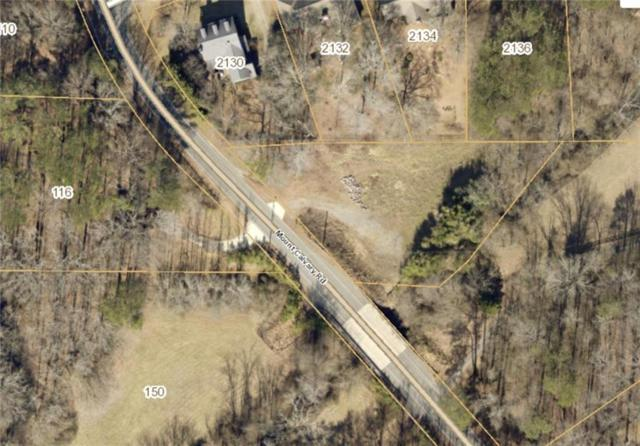 0 Mount Calvary Road NW, Marietta, GA 30064 (MLS #6114371) :: Hollingsworth & Company Real Estate
