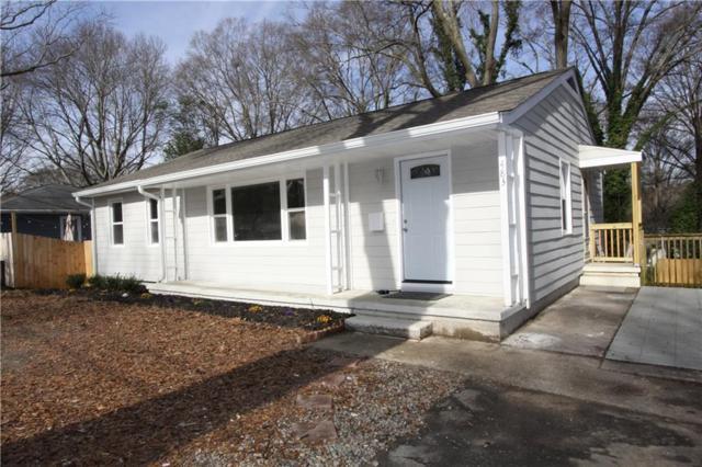 483 Hyde Drive NE, Marietta, GA 30060 (MLS #6114376) :: KELLY+CO