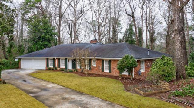 1025 Coronado Drive NW, Atlanta, GA 30327 (MLS #6114441) :: Iconic Living Real Estate Professionals