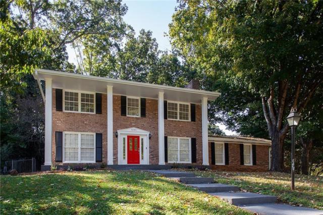 4295 Harvest Hill Court, Decatur, GA 30034 (MLS #6114533) :: The Zac Team @ RE/MAX Metro Atlanta