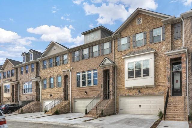 4129 Townsend Lane #71, Dunwoody, GA 30346 (MLS #6114669) :: Team Schultz Properties