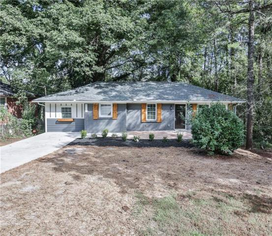2112 Holly Hill Drive, Decatur, GA 30032 (MLS #6114768) :: The Cowan Connection Team