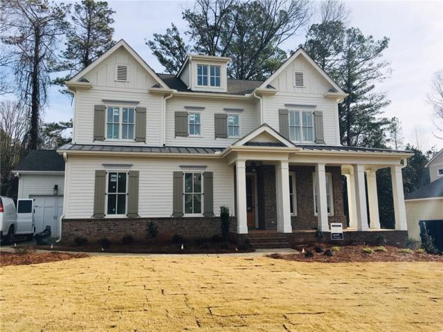 313 Ellis Preserve Lane SW, Marietta, GA 30064 (MLS #6114994) :: North Atlanta Home Team