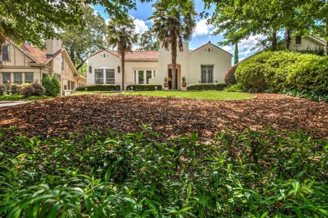 1163 University Drive NE, Atlanta, GA 30306 (MLS #6115039) :: RE/MAX Prestige
