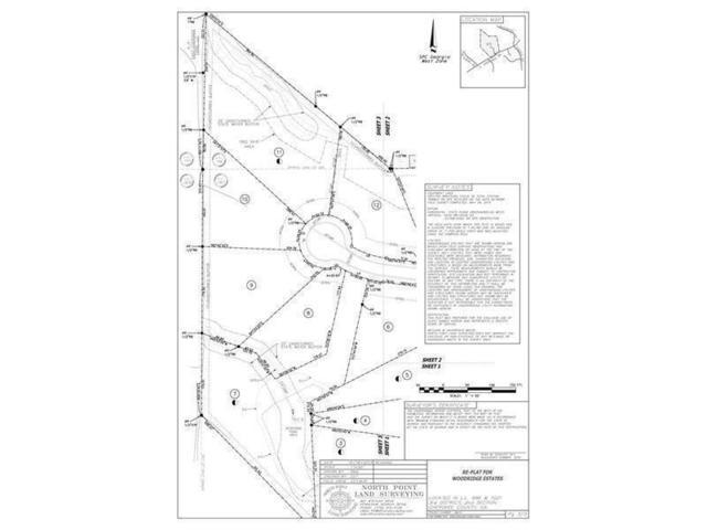 215 Woodridge Parkway, Canton, GA 30115 (MLS #6115059) :: Path & Post Real Estate