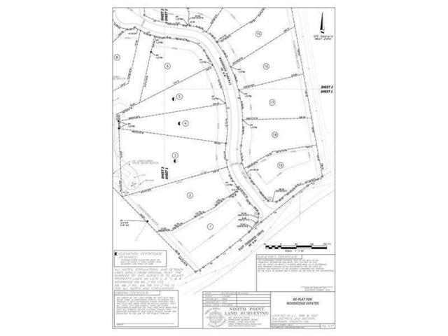 201 Woodridge Parkway, Canton, GA 30115 (MLS #6115060) :: Path & Post Real Estate