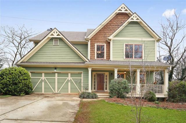 3196 Chapel Street, Scottdale, GA 30079 (MLS #6115118) :: North Atlanta Home Team