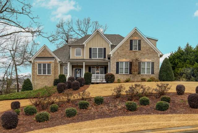 74 Harbour Ridge Drive, Dawsonville, GA 30534 (MLS #6115130) :: North Atlanta Home Team