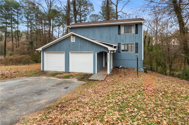 5130 Thistle Road SE, Smyrna, GA 30082 (MLS #6115247) :: KELLY+CO