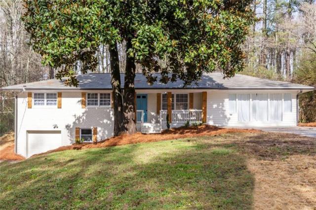 3627 Groovers Lake Road, Lithia Springs, GA 30122 (MLS #6115485) :: North Atlanta Home Team