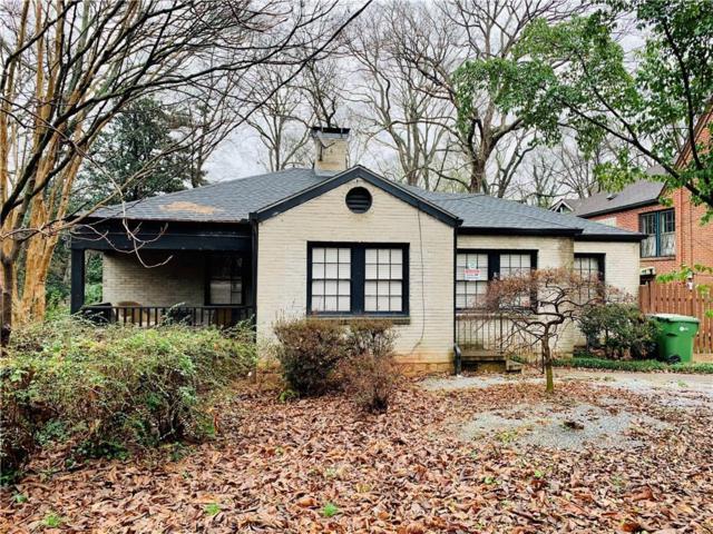 894 Moreland Avenue SE, Atlanta, GA 30316 (MLS #6115591) :: The Cowan Connection Team