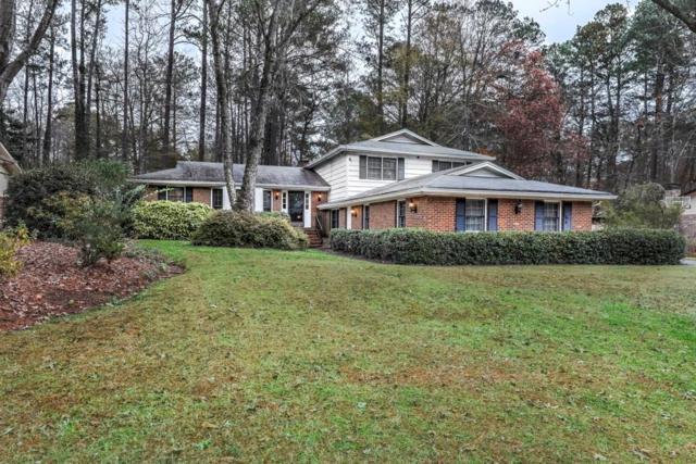 2536 Riverglenn Circle, Dunwoody, GA 30338 (MLS #6115598) :: North Atlanta Home Team