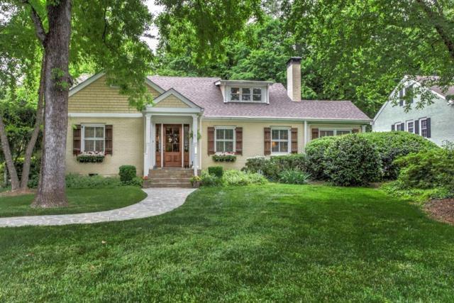 553 Woodward Way NW, Atlanta, GA 30305 (MLS #6115606) :: Kennesaw Life Real Estate