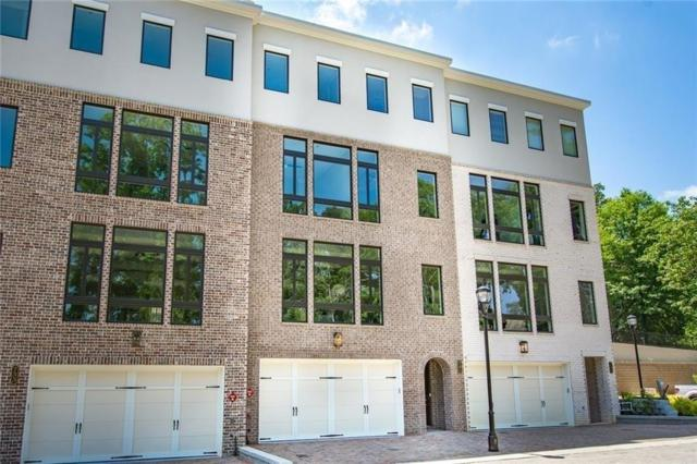 2862 Lenox Road NE #17, Atlanta, GA 30324 (MLS #6115671) :: Team Schultz Properties