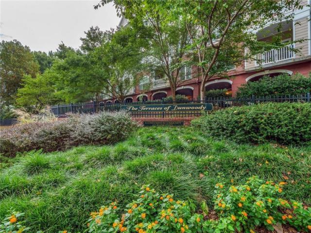 4333 Dunwoody Park #2109, Atlanta, GA 30338 (MLS #6115707) :: North Atlanta Home Team