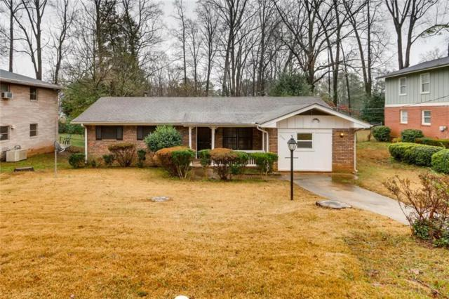 2695 Bradmoor Way, Decatur, GA 30034 (MLS #6115786) :: The Zac Team @ RE/MAX Metro Atlanta
