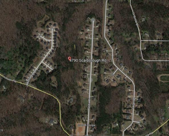 4790 Scarborough Road, Ellenwood, GA 30294 (MLS #6115794) :: Buy Sell Live Atlanta