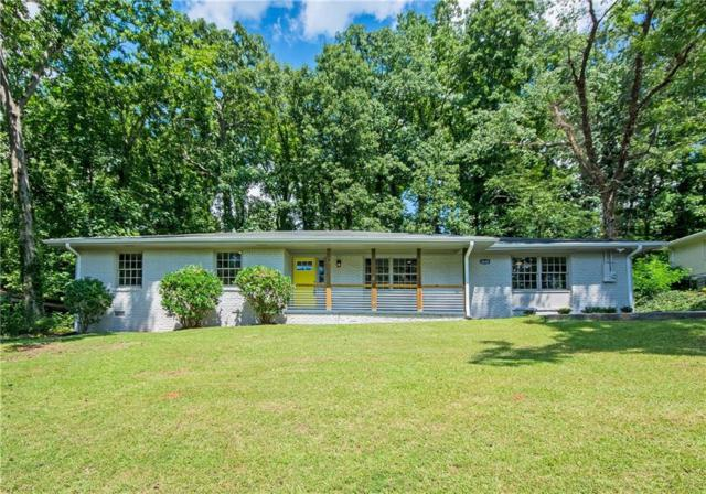 2440 Dawn Drive, Decatur, GA 30032 (MLS #6115802) :: Team Schultz Properties