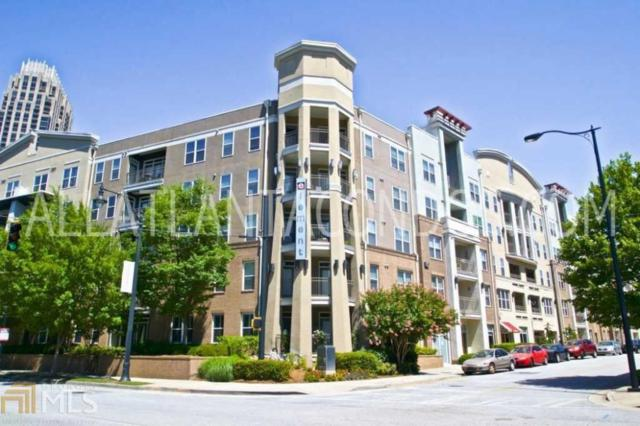 390 17th Street NW #2002, Atlanta, GA 30363 (MLS #6115872) :: The North Georgia Group