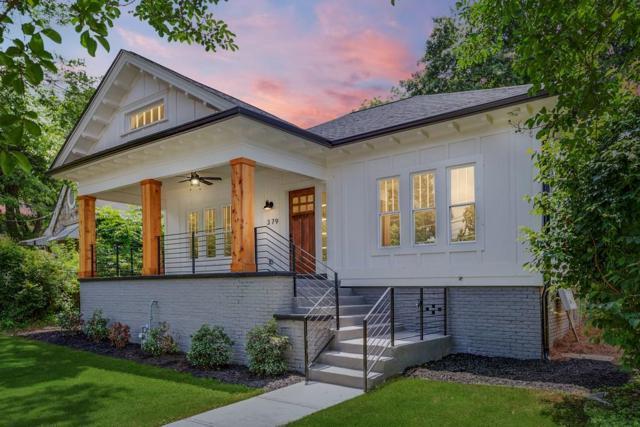 379 Pine Street NE, Atlanta, GA 30308 (MLS #6116407) :: Team Schultz Properties