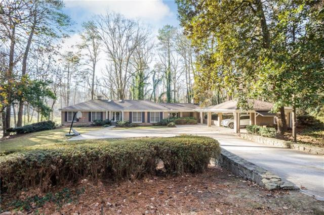 1190 W Wesley Road NW, Atlanta, GA 30327 (MLS #6116467) :: Team Schultz Properties