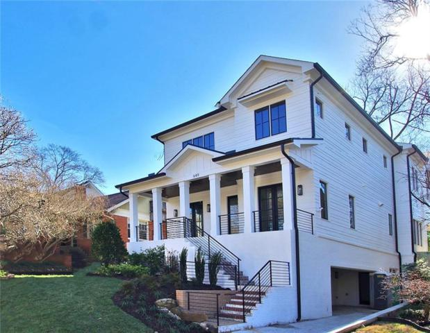 649 Elmwod Drive NE, Atlanta, GA 30306 (MLS #6116562) :: North Atlanta Home Team