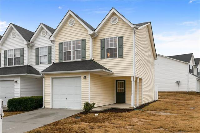 6918 Gallant Circle SE #22, Mableton, GA 30126 (MLS #6116609) :: North Atlanta Home Team