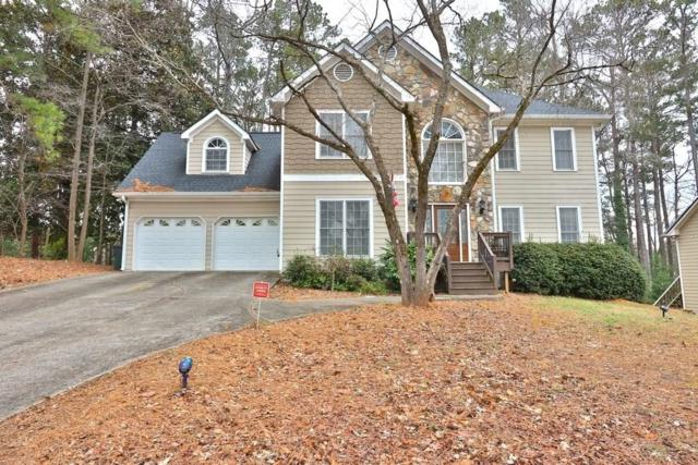 670 Ashley Forest Drive NW, Acworth, GA 30102 (MLS #6116727) :: RE/MAX Paramount Properties