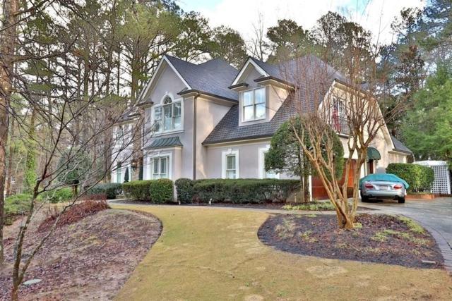 135 Bay Colt Road, Alpharetta, GA 30009 (MLS #6116783) :: RE/MAX Paramount Properties