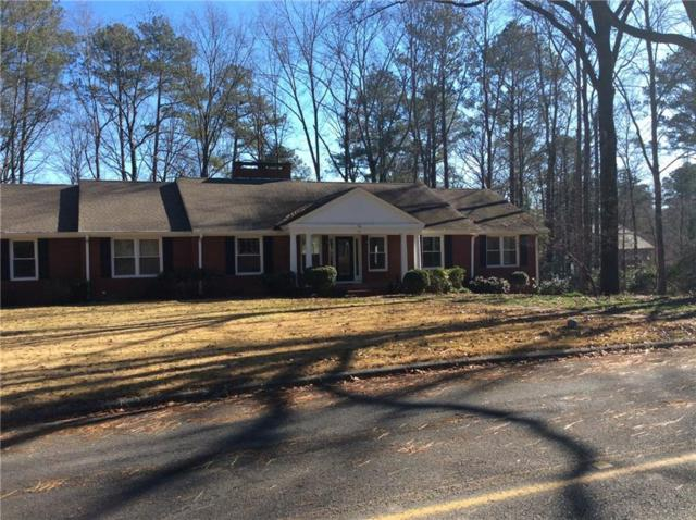 24 Westwood Circle SW, Rome, GA 30165 (MLS #6116844) :: Iconic Living Real Estate Professionals