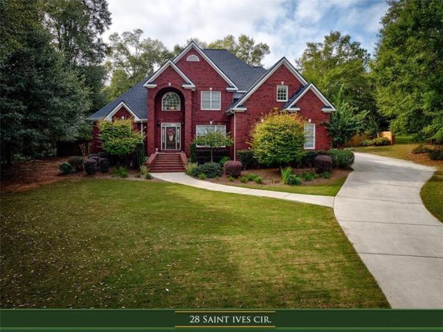28 Saint Ives Circle, Winder, GA 30680 (MLS #6116934) :: North Atlanta Home Team