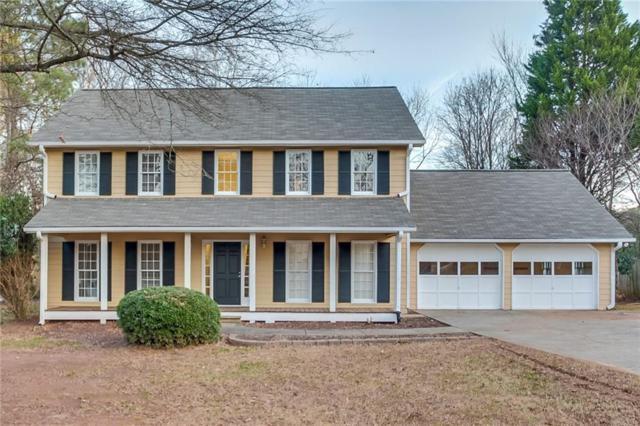 5215 Willow Creek Overlook, Woodstock, GA 30188 (MLS #6116980) :: North Atlanta Home Team