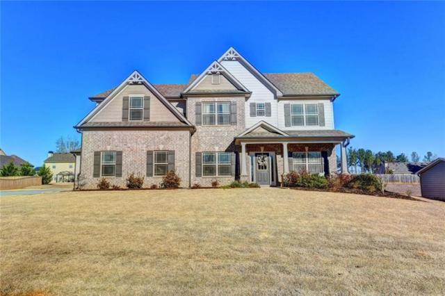 1498 Ronald Reagan Lane, Jefferson, GA 30549 (MLS #6117008) :: North Atlanta Home Team