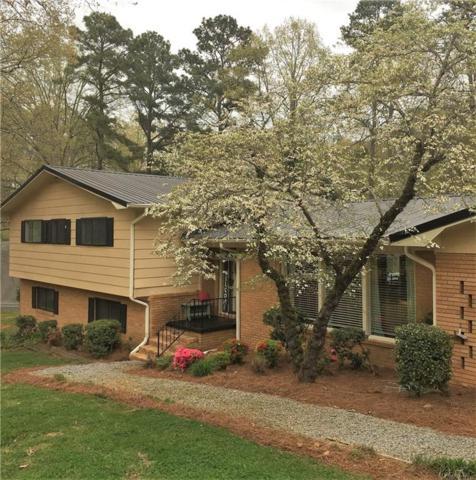 201 Sherwood Drive, Calhoun, GA 30701 (MLS #6117009) :: North Atlanta Home Team