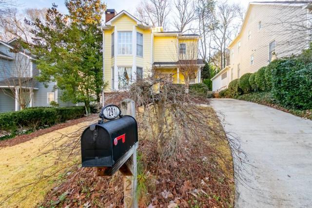 291 Somerlane Place, Avondale Estates, GA 30002 (MLS #6117090) :: The Zac Team @ RE/MAX Metro Atlanta