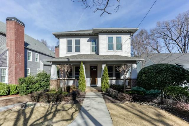 746 Ponce De Leon Terrace NE, Atlanta, GA 30306 (MLS #6117129) :: North Atlanta Home Team